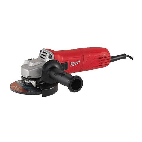 milwaukee bench grinder milwaukee ag10 115 115mm heay duty angle grinder 240v