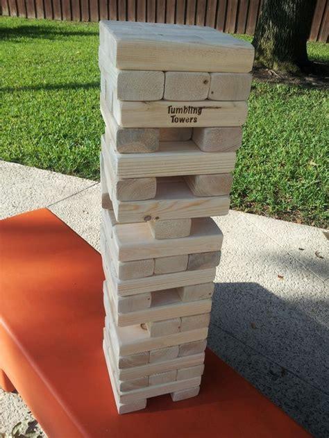 backyard jenga set 80 best outdoor games images on pinterest outdoor games