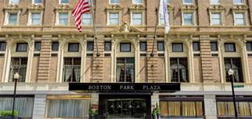 boston park plaza hotel boston park plaza back bay district preferred hotels