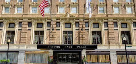 best hotels in boston ma boston hotels boston park plaza luxury boston hotel