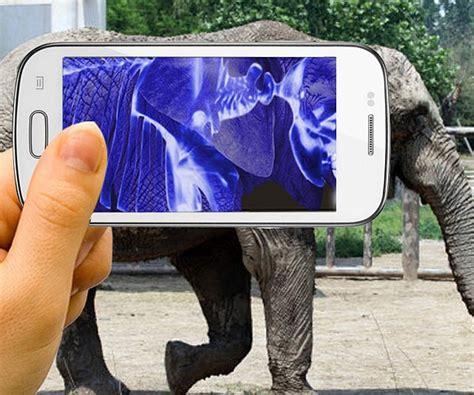animal  ray scanner app