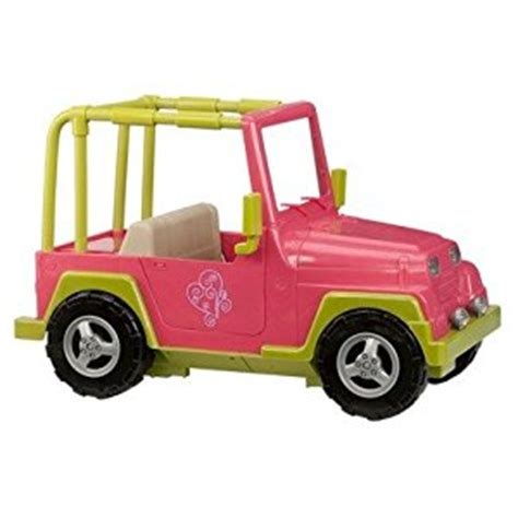 18 inch doll jeep our generation 4 x 4 jeep car for 18 inch dolls like
