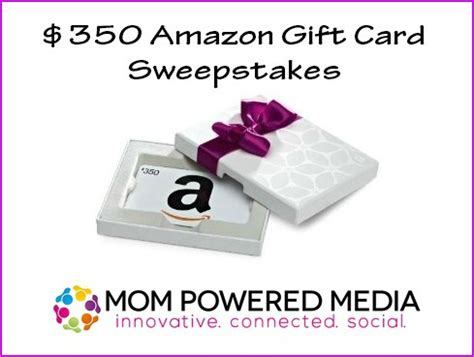 Amazon Gift Card Sweepstakes - 350 amazon gift card giveaway our piece of earthour piece of earth linkis com