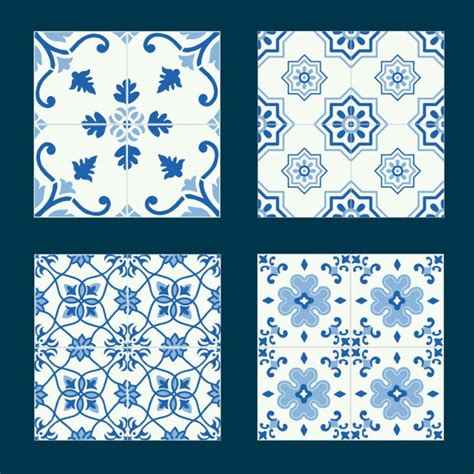 blaue fliesen tile vectors photos and psd files free