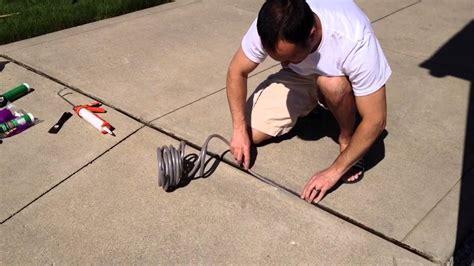 Diy Repair by Diy Repair Driveway Expansion Joints Funnydog Tv