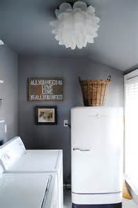 Laundry Room Colors For Walls - paint colors for laundry room laundry room contemporary with gray walls utility room