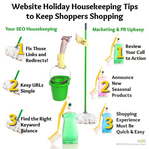 housekeeping tips website holiday housekeeping tips to keep shoppers shopping