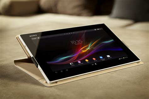 Tablet Sony Xperia Z Lte sony xperia tablet z lte features and specifications sony mobile phones