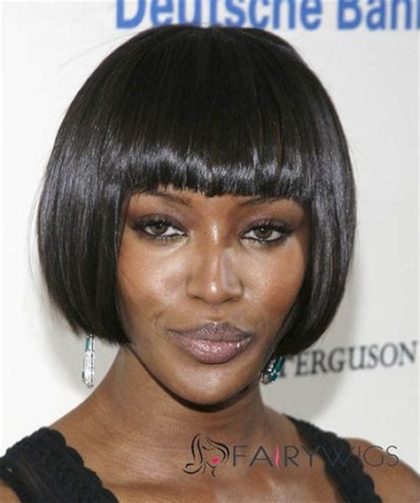 ear length bob african american 25 short hairstyles for black women short hairstyles