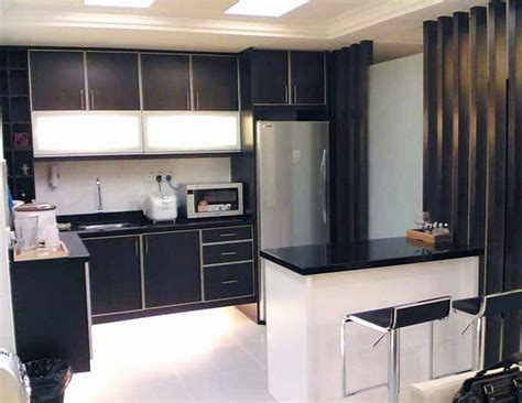 Tempat Bumbu Dapur Modern desain dapur rumah minimalis sederhana 2018 2019 terbaru