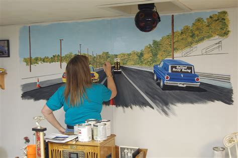 Murals On Wall signs and murals