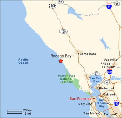 california map bodega bay fish on charters bait tackle charters map