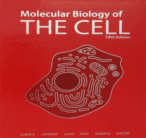 Molecular Biology Of The Cell cheapest copy of molecular biology of the cell 5th