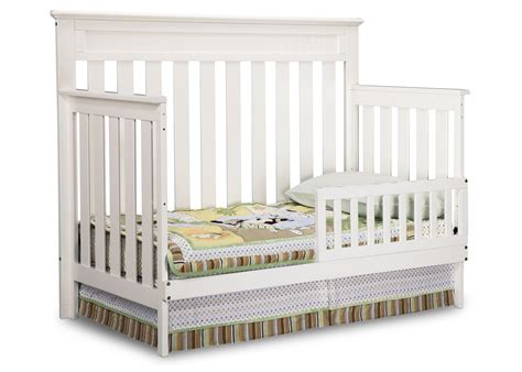 Delta Crib Guard Rail by Chalet 4 In 1 Crib Delta Children S Products