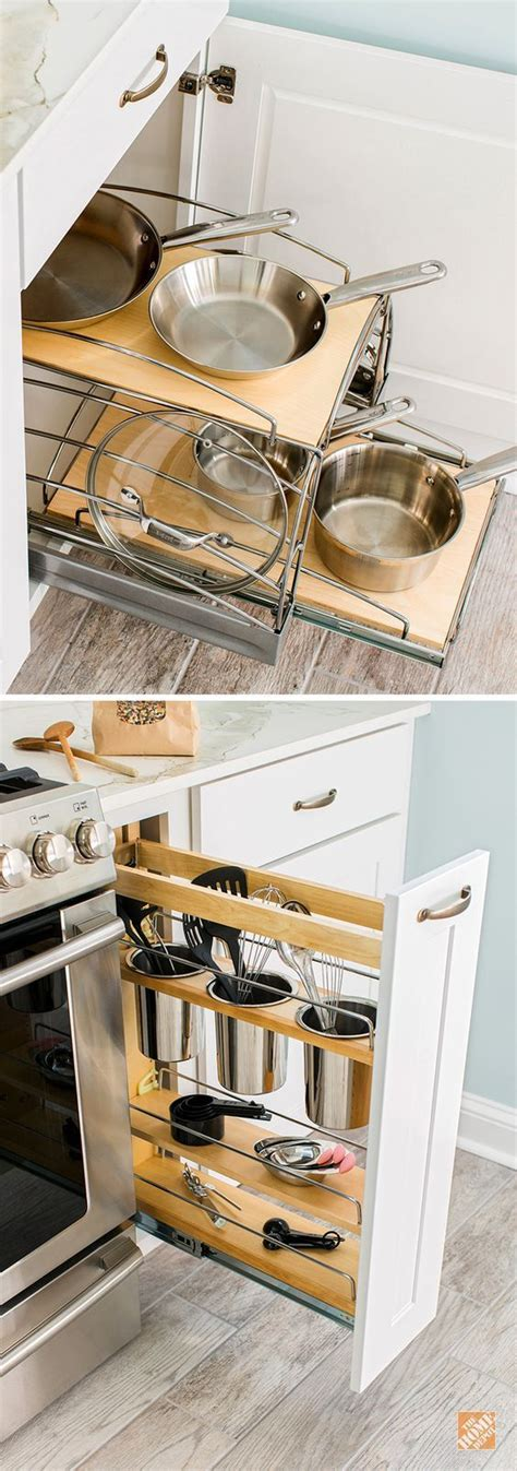 storage solutions for your kitchen makeover utensils storage and kitchens kitchen storage solutions thomasville cabinets and