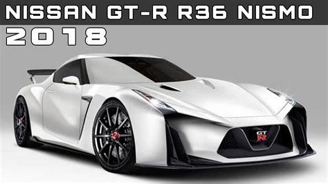nissan gtr 2018 2018 nissan gt r r36 nismo review rendered price specs
