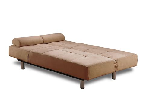 convertible sofa beds aruba casual convertible deluxe khaki sofa bed by lifestyle