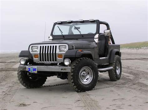 87 Jeep Wrangler For Sale Gritzgrunt 1987 Jeep Wrangler Specs Photos Modification