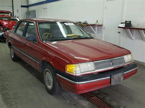 how does cars work 1989 mercury topaz security system auto auction ended on vin 1mepm36x2kk622114 1989 mercury topaz gs in wa pasco