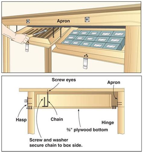 bench plan doll armoire plans cabinets workbench plans and tables on pinterest