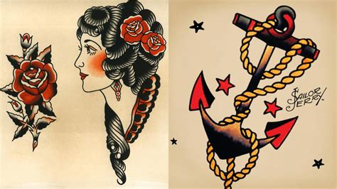 que es tattoo old school estilos de tatuajes 191 cu 225 l es el tuyo blog de ink sweet