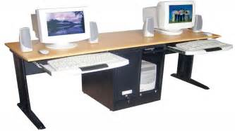 Dual Computer Desk For Home Dual Computer Desk For Home