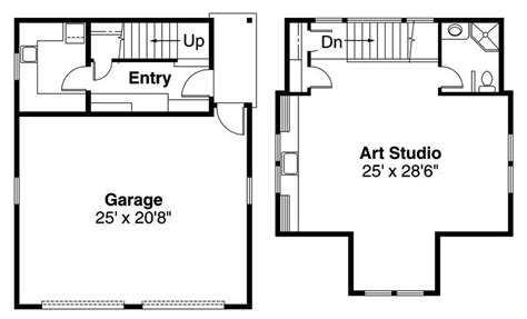 house garage floor plans craftsman garage home with 1 bedroom 1429 sq ft house plan 108 1035 theplancollection