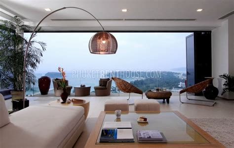 View From A Room by Kat12569 Luxury 3 Bedroom Seaview Penthouse Phuket Rent