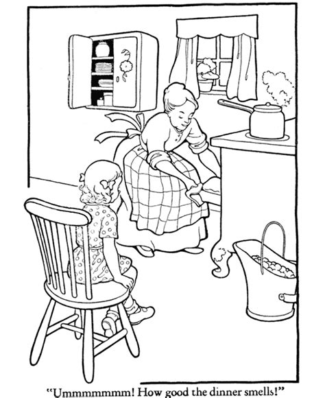 kitchen supplies coloring pages kitchen coloring pages to download and print for free