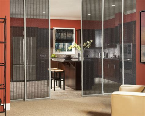 Kitchen Room Divider Room Dividers Contemporary Kitchen Charleston By Phelps Enterprises
