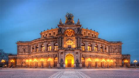 Home Interior Prints by Semperoper Foto Fine Art Fotografie Des Dresdener