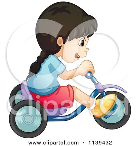 tricycle cartoon cartoon of childrens toys 6 royalty free vector clipart