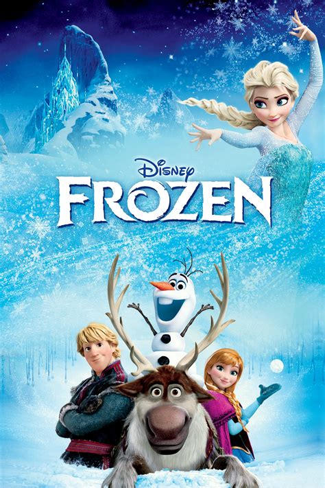 frozen film poster frozen 2013 posters the movie database tmdb