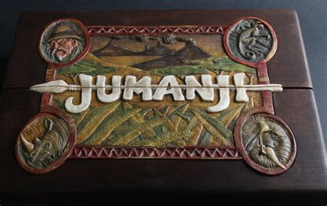 jumanji movie riddles watch this artist spent seven months recreating the