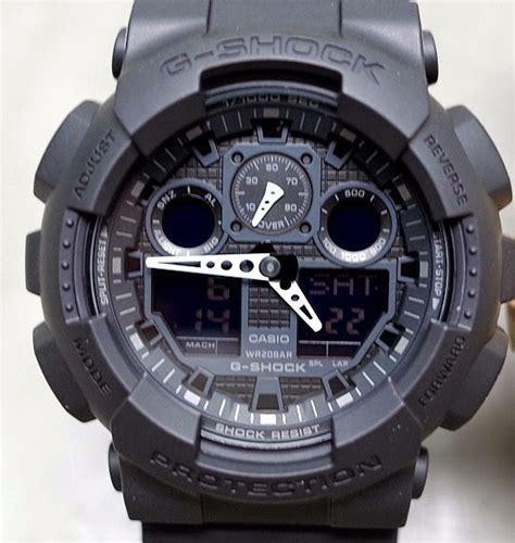 Casio Gshock Ga 150 1a Original reloj casio g shock ga 100 1a1 100 original bs