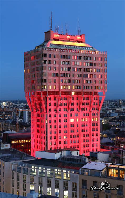 Appartamento Torre Velasca by Torre Velasca Rossa Dearmilano It