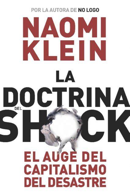 the shock doctrine spanish hardcover naomi klein