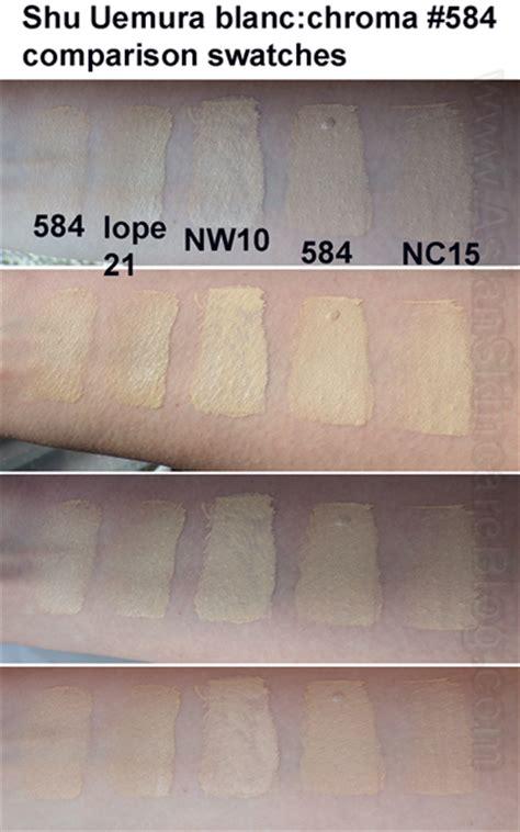 Petal Skin Foundation 754 my asian skincare story shu uemura blanc chroma