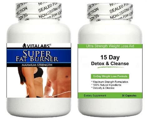How To Detox Your From Diet Pills by Weight Loss Slimming Diet Pills Burner Detox Cleanse