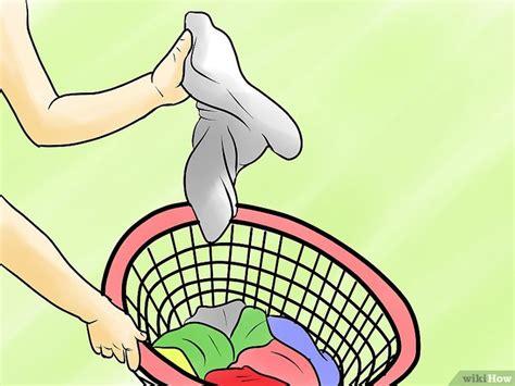 lavare a secco in casa 3 modi per lavare a secco wikihow