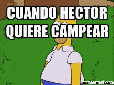 Hector Meme - cuando hector quiere cear