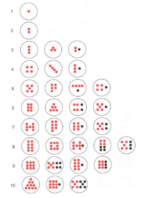 dot pattern activities 218 best images about learning numbers on pinterest