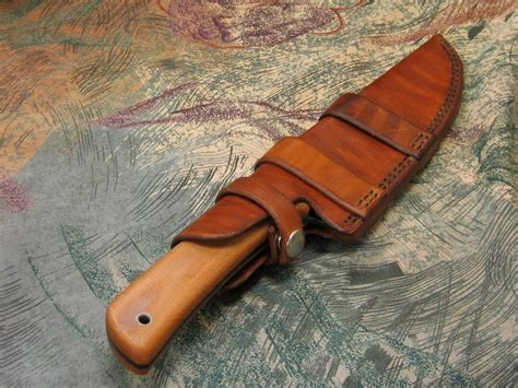 knife scabbard pattern how to make a knife sheath step by step tutorial for