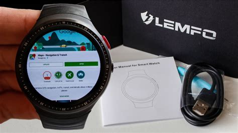 Smartwatch Lemfo Les1 lemfo les1 smartwatch android 5 1 1 3ghz