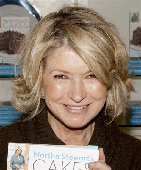 martha stewart haircut martha stewart medium straight casual hairstyle medium