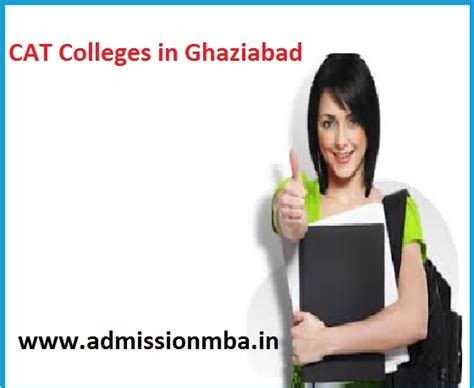 Cat Mba Colleges In Delhi by Mba Colleges Accepting Cat Score In Ghaziabad Uttar Pradesh