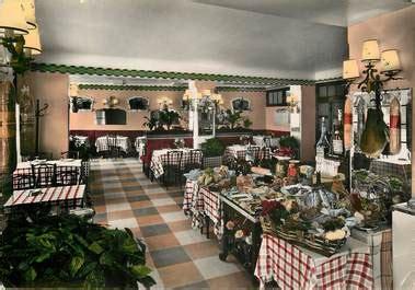 panier 騅ier cuisine cpsm monaco quot restaurant l escale 3 boulevard albert ier