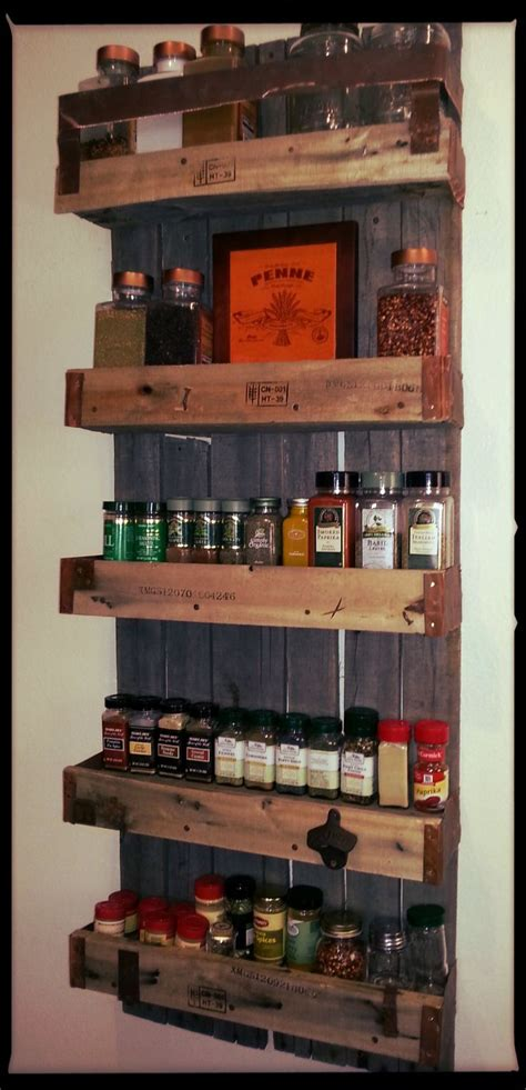 pallet spice rack ideas pallet wood projects 25 best ideas about pallet spice rack on spice rack bathroom spice racks and spice
