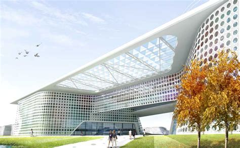 design guidelines for government buildings chungnam provincial government complex china building
