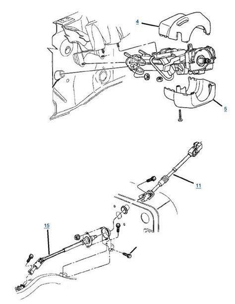 jeep yj steering column wiring diagram wiring diagram